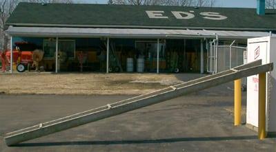 Chute, Concrete 16′ | Eds Rental & Sales